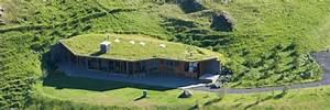 Maison Semi Enterrée : d couvrez des exemples de maisons enterr es ~ Voncanada.com Idées de Décoration