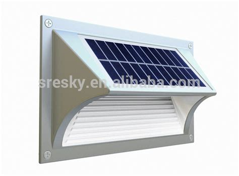 garden waterproof aluminium led cheap solar outdoor light