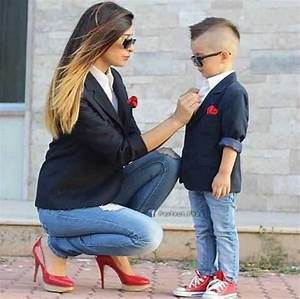MOTHER AND SON MATCHING OUTFITS 8020Fashions Blog