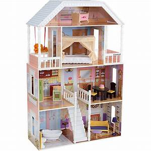 Puppenhaus Für Barbie : puppenhaus savannah kidkraft mytoys ~ A.2002-acura-tl-radio.info Haus und Dekorationen