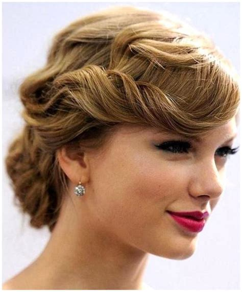 30 easy party hairstyles for medium hair hairstyles
