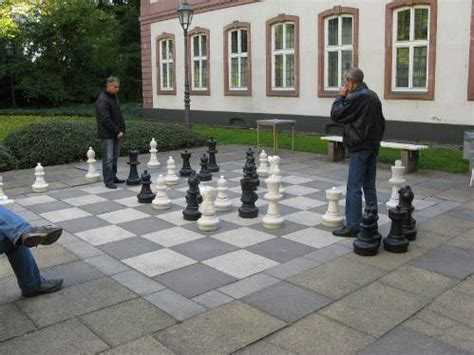 large checkers pieces outdoor chess sets lawn chess sets