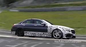Listen to how the W205 C63 AMG Sounds
