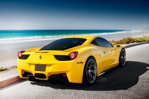 109 Ferrari 458 Italia Fonds D'écran Hd