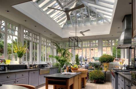 cuisine dans veranda how to bring light into your kitchen