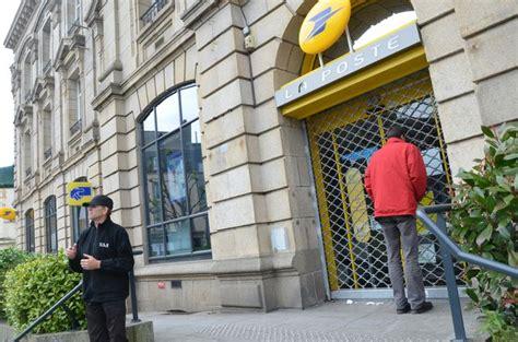 bureau de poste ouvert le samedi apres midi le télégramme brieuc brieuc agression