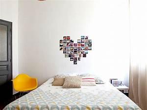 Decoration Photo Murale : d co murale tete de lit ~ Teatrodelosmanantiales.com Idées de Décoration