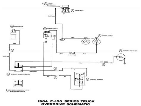 Ford Truck Coil Wiring by 1956 Ford Ignition Coil Wiring Diagram Wiring Forums