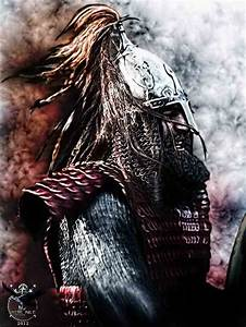 The Viking Post: Viking warrior Smiley Rus