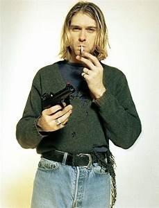 Cup Cake: Estilo: Kurt Cobain  Kurt
