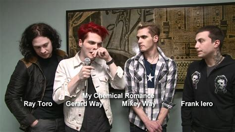 chemical romance   meaning  parents youtube