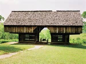 Old Tobacco Barns North Carolina