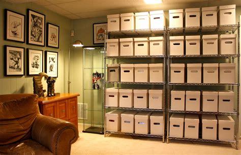 Comic Book Storage, Comic
