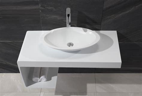 Badezimmermöbel Lagerverkauf by Design Waschtischplatte 1396 Badewelt Badezimmer M 246 Bel