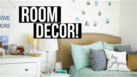 How To Cozy Up Your Room + Diy Room Decor  Ashley Nichole