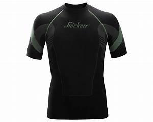 Snickers 9426 Flexiwork Seamless Short Sleeve Shirt