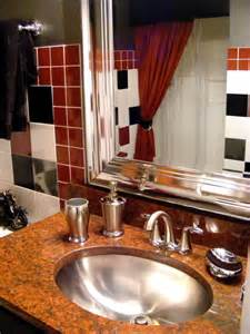harley davidson bathroom