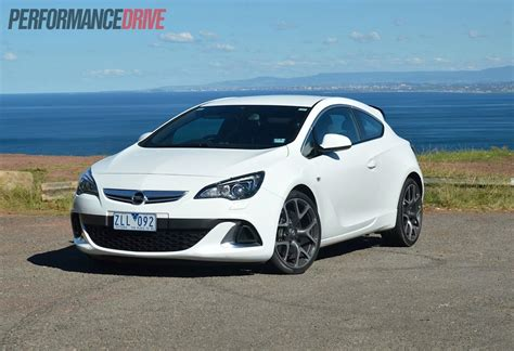 Opel Astra 2013 by 2013 Opel Astra Opc Review Performancedrive