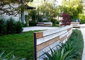Gartenzaun Selber Bauen Ideen : gartenzaungestaltung 20 beispiele f r selbstgebaute gartenz une ~ Buech-reservation.com Haus und Dekorationen