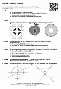 Maßstab Berechnen 5 Klasse Gymnasium : geometrie arbeitsblatt klasse 7 symmetrie dreiecke winkel ~ Themetempest.com Abrechnung