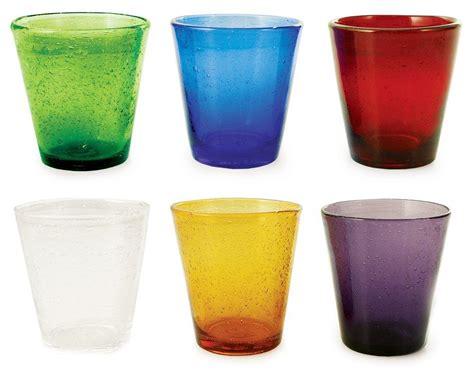 sta su bicchieri vetro villa d este home tivoli cancun set bicchieri 9 cm 6
