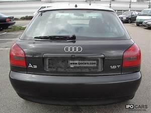 Audi A3 1999 : audi a3 1 8t 1999 technical specifications interior and exterior photo ~ Medecine-chirurgie-esthetiques.com Avis de Voitures
