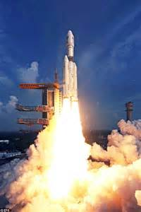 India launches GSLV Mk-III, its biggest ever rocket from ...