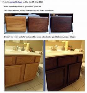 best 25 staining oak cabinets ideas on pinterest With best brand of paint for kitchen cabinets with dancing stickers