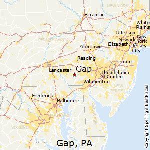 places    gap pennsylvania