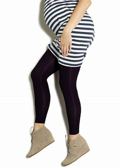 Leggings Compression Preggers Eggplant Maternity Gradient Pants