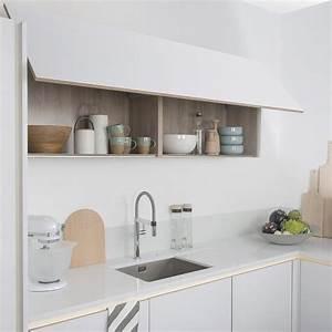 Meuble Haut Cuisine But : bien cuisines blanches et bois 2 1000 id233es 224 ~ Dailycaller-alerts.com Idées de Décoration