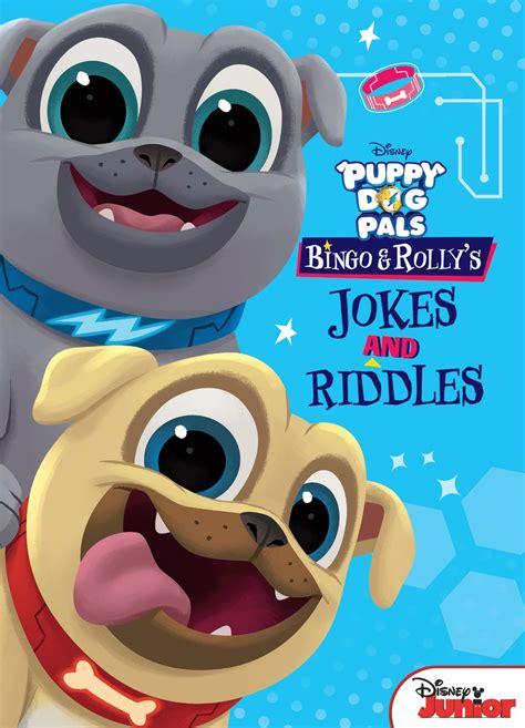 puppy dog pals bingo  rollys jokes  riddles