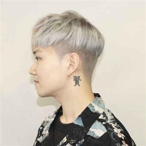 gaya rambut undercut pendek  belakang trend april