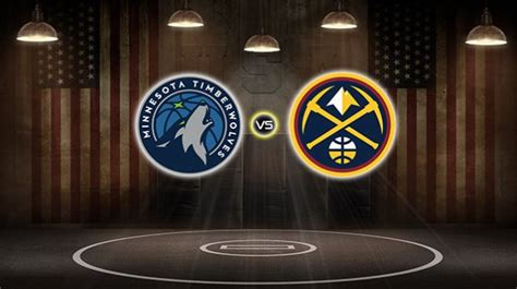Minnesota Timberwolves vs Denver Nuggets Live Stream- NBAbite