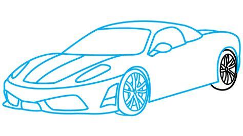 car drawing  wallpapergetcom