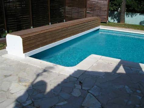 couvertures piscine automatiques rideau de piscine 233 lectrique