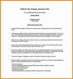 10 30 60 90 day sales plan template free sample cashier With sales manager action plan template
