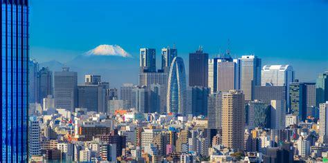 Tokyo's skyline: the city's ten tallest structures- We ...