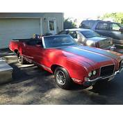 Find Used 1971 Oldsmobile Cutlass Supreme Convertible 455
