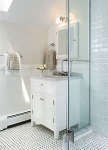 Are these 2x4 beveled edge subway tiles maybe by ann for Houzz com bathroom tile