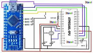 Great Projects  How To Burn Arduino Bootloader And Sketch For Atmega8