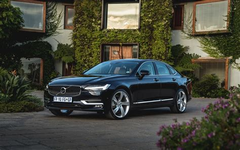 Volvo S90 4k Wallpapers by 1440x900 Volvo S90 Black Side View Luxury