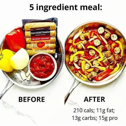 Meal Mug Ingredient