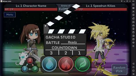 how to play gacha studio anime dress up on pc with memu android emulator