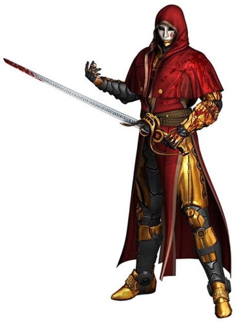 Ninja Gaiden III Concept Art