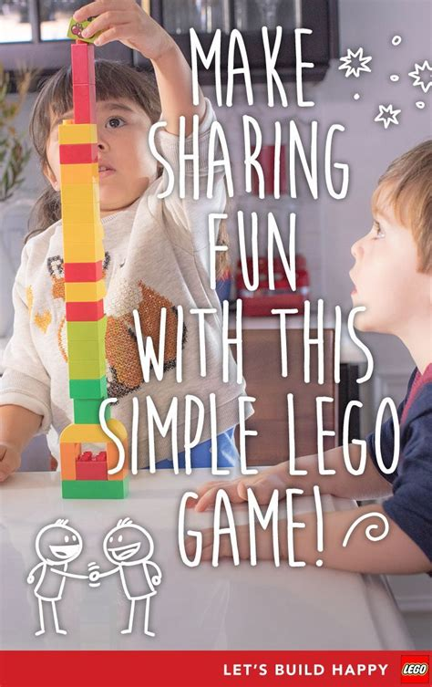 it s never soon to start building the foundations for 812 | 91161aaf1c7e3f10baf181ed3dcfd2c6 lego activities taking turns activities preschool