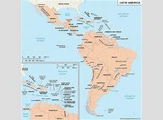 Latin America location Students Britannica Kids