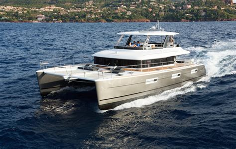 Motor Boat New by New Lagoon 630 Motor Yacht Power Boats Boats For