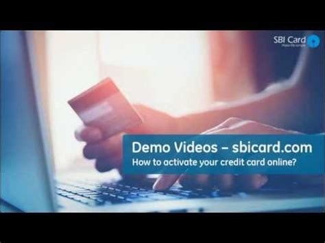 Learn how your card's issuer handles activation so you can take advantage of your new credit line right away. How to activate your credit card online - YouTube