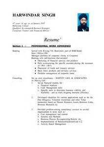 sle of resume in malaysia exle resume march 2015